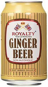 Ginger beer 24pc