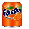 Fanta can 24pc